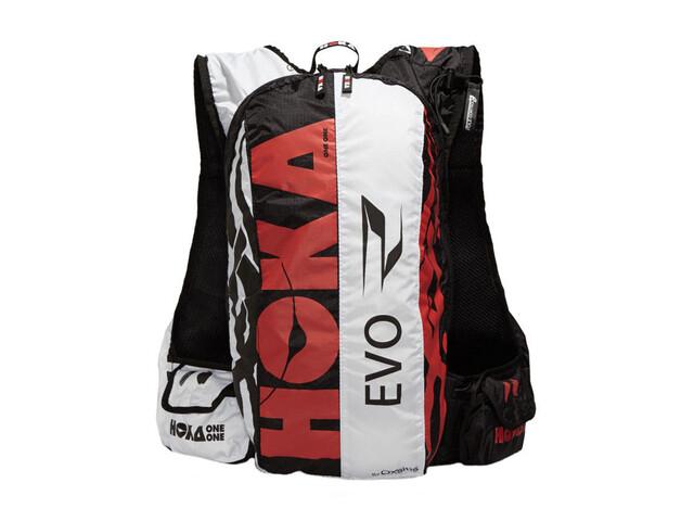 Hoka One One Evo R - Mochila - rojo/blanco
